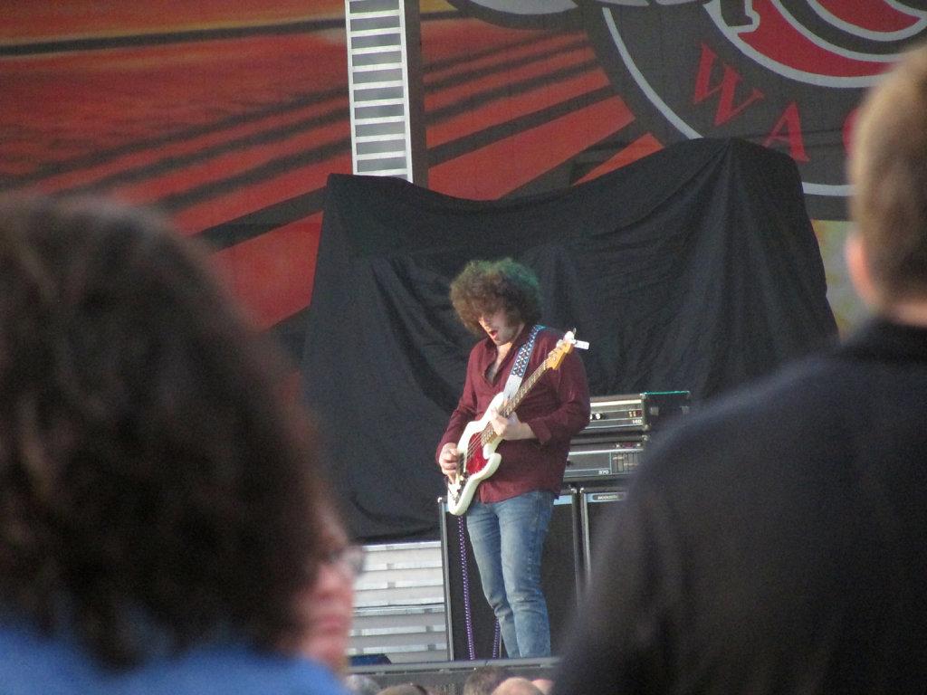 REO speed wagon guitarist