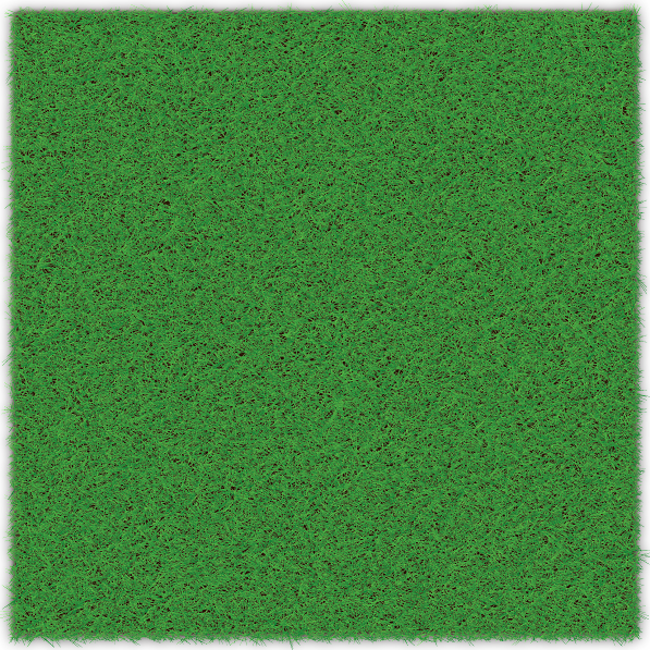 basic 2x2 grass square